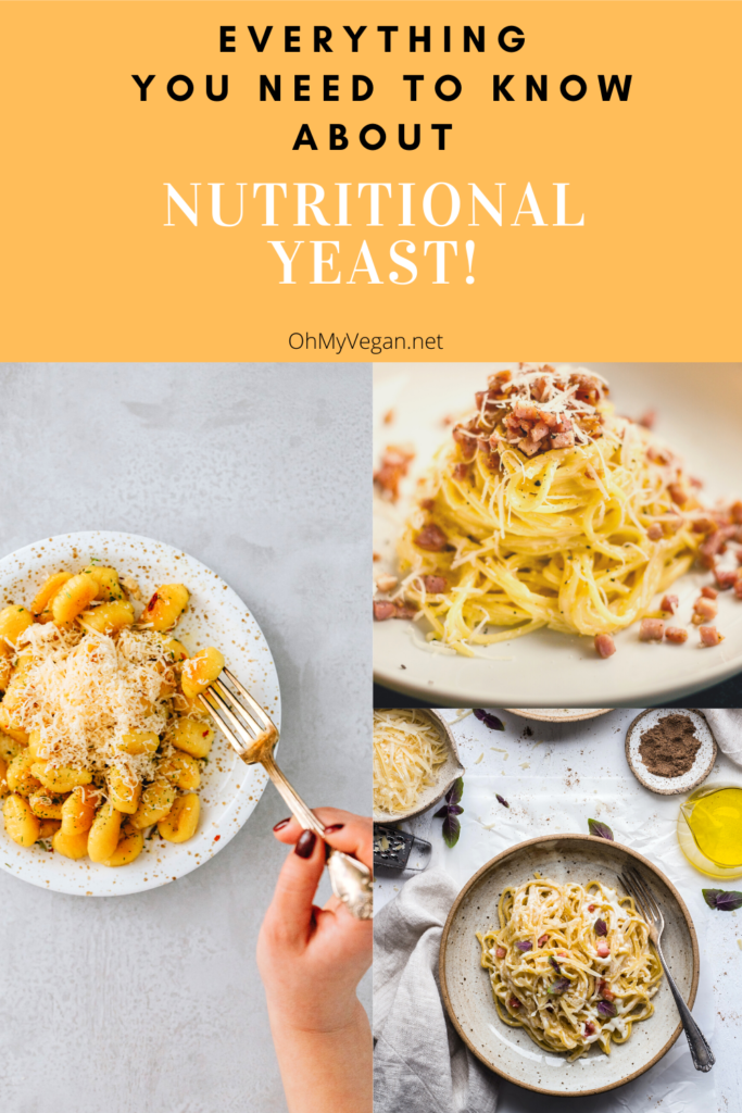 what is nutritional yeast used for
